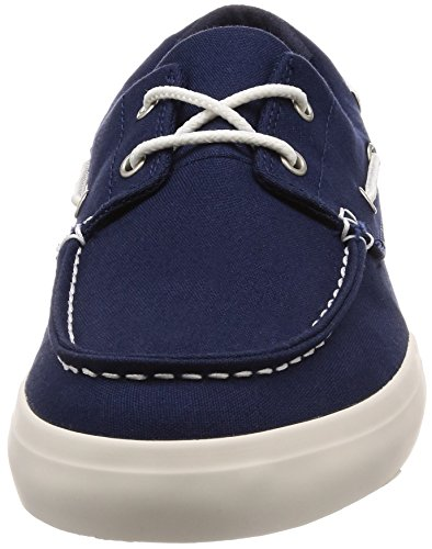 Timberland Men's Newport Bay Oxford Boat Shoes, Blue Blue