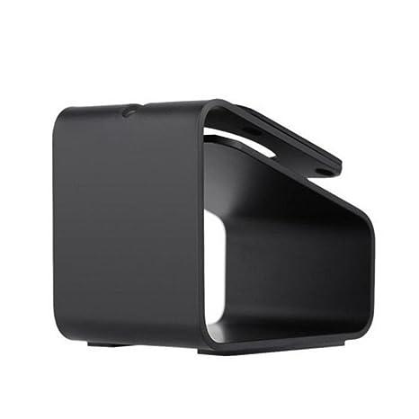 Gazechimp Sostenedor de Soporte de Carga Base Para Apple Watch SmartWatch de Aluminio - Negro