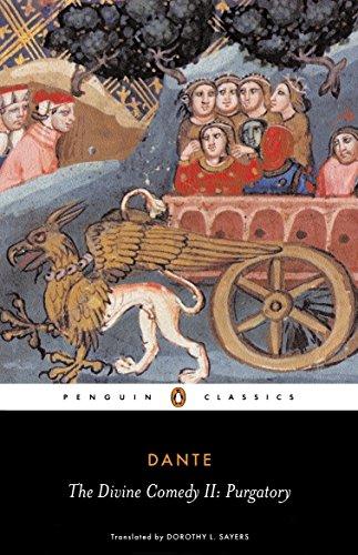 The Divine Comedy, Part 2: Purgatory (Penguin Classics) (v. 2)