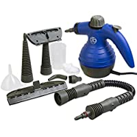Handheld Steam Cleaner Multi Purpose Electric Portable Steamer Home Auto Carpet by Handheld Steam Cleaners