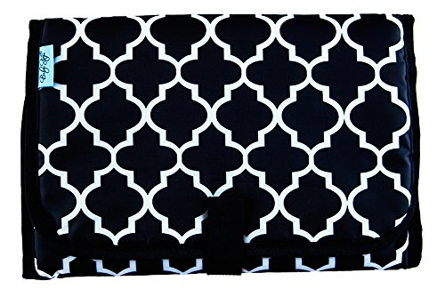 1 Changing Pad - Black Stone