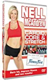 Nell McAndrew's Cardio, Core & Stretch [DVD]