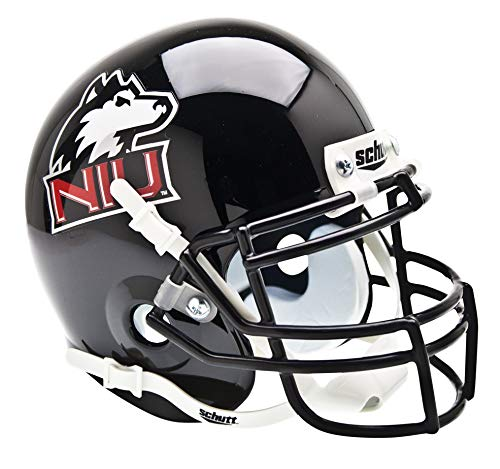 Schutt NCAA Northern Illinois Huskies Mini Authentic XP Football Helmet, Classic