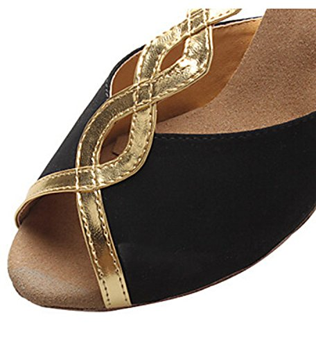 Miyoopark - salón mujer Black-10cm heel