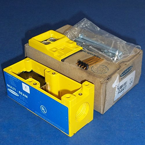 BANNER MULTI BEAM SCANNER BLOCK SBE *NEW*