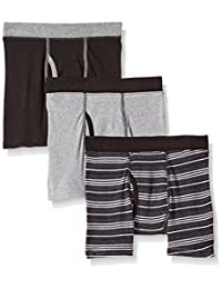 Hanes Big Boy's ComfortSoft 3 Pack Boxer Brief