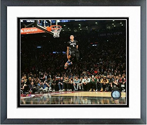 Zach Lavine Minnesota Timberwolves Nba Slam Dunk Contestフォト(サイズ: 12.5 CM x 15.5 CM )フレーム   B01BUNDHXC