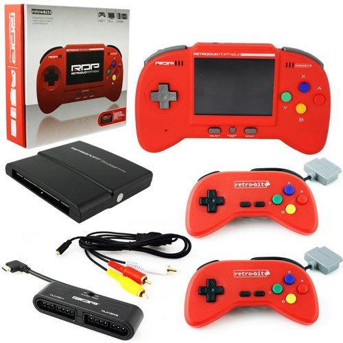 RED RetroDuo Portable System [RETROBIT]