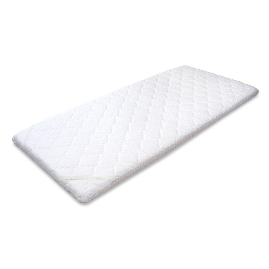 MSS Schaumstoffmatratze, Schaumstoff, Weiß, 180 x 200 cm