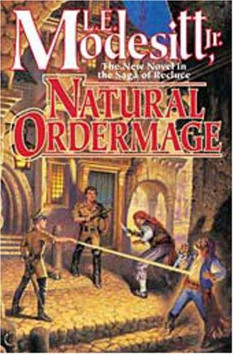 Natural Ordermage (Saga of Recluce) - Saga Natural
