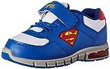 DC Comics Superman Athletic SUS900 Boys' Toddler Slip On