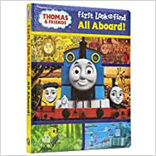 All Aboard with Thomas /& Friends Icons Blue