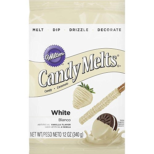 Wilton White Candy Melts, 12-Ounce (Best White Chocolate Cake)