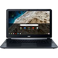 2018 Acer 15.6 HD WLED Chromebook with 3x Faster WiFi Laptop Computer, Intel Celeron Core N3060 up to 2.48GHz, 4GB RAM, 16GB eMMC, 802.11ac WiFi, Bluetooth 4.2, USB 3.0, HDMI, Chrome OS