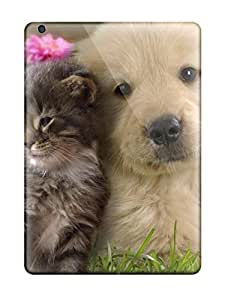 New KirzFbb15858WijZk Cat And Dog Tpu Cover Case For Ipad Air