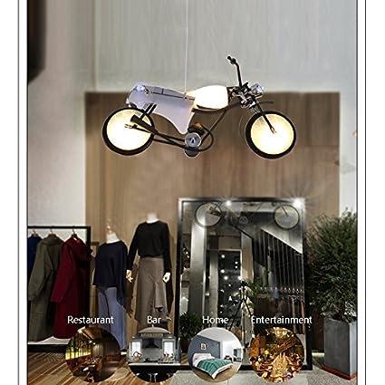 Amazon.com: DIDIDD - Lámpara de techo para motocicleta o ...