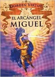Cartas adivinatorias del Arcangel Miguel: Amazon.es: Doreen ...