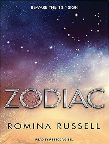 Ebook Zodiac Zodiac 1 By Romina Russell