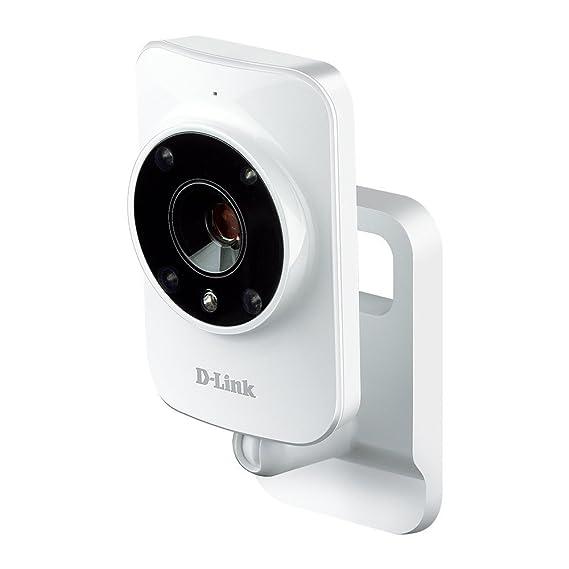 D-Link Home Monitor HD - Cámara de vigilancia (IP, Interior, Caja, Color Blanco, 1280 x 720 Pixeles, H.264, M-JPEG): Amazon.es: Electrónica