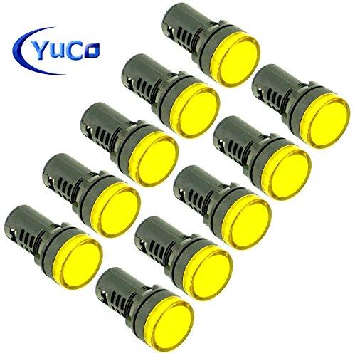 240 Volt Led Indicator Lights in US - 5