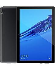 "HUAWEI MediaPad T5 - 10.1"" Android 8.0 Tablet, 1080P Full HD Display,  Kirin 695 Octa-Core Processor, RAM 3GB, ROM 32GB, Dual Stereo Speakers, 5100mAh Large Battery, Black"