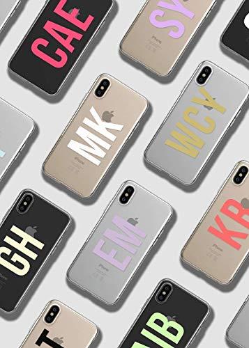 (Initial iPhone XS Max Case Monogram iPhone XR Case Name iPhone 8 Plus Case Custom iPhone 8 Case iPhone 10 Case iPhone 7 Case iPhone X Case iPhone 6 Case iPhone 7 Plus Case Galaxy S9 Case)