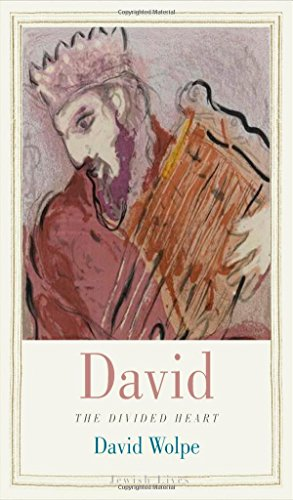 David King Letter - David: The Divided Heart (Jewish Lives)