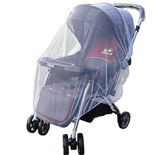 Baby Stroller Mosquito Net Buggy Pram Protector Pushchair Fl