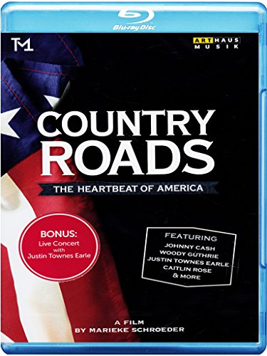 Country Roads - The Heartbeat of America [Blu-ray]