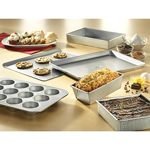 USA Pan Nonstick 6-Piece Bakeware Set