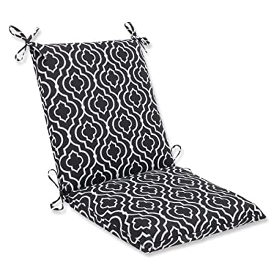 Pillow Perfect Outdoor Starlet Night Squared Corners Chair Cushion: Home & Kitchen