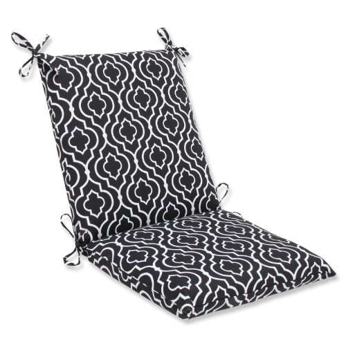 Pillow Perfect Outdoor Starlet Night Squared Corners Chair Cushion