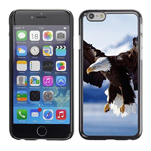 "Premio Sottile Slim Cassa Custodia Case Cover Shell // V00002898 Aigle chauve // Apple iPhone 6 6S 6G PLUS 5.5"""