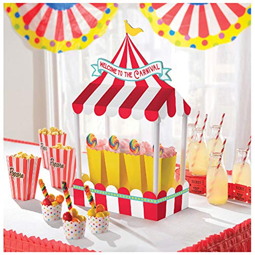 Carnival Party Deluxe Table Decoration (1ct) ()