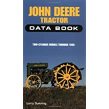 John Deere Tractor Data Book: Two-Cylinder Models Through 1960