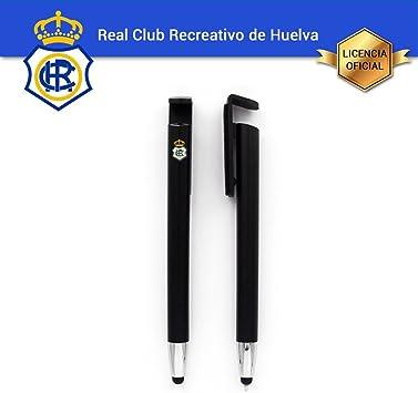 Bolígrafo Touch Pen Recreativo de Huelva con soporte para ...