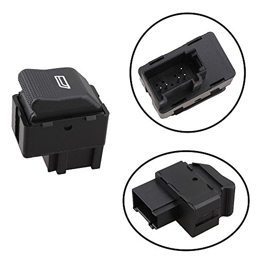 6X0 959 855B POLO Window Lifter Switch Button Power Window Switch Button For VW Polo 6N2 1999-2001 VW Lupo 6X1-6E1 1998-2005 6X0959855B