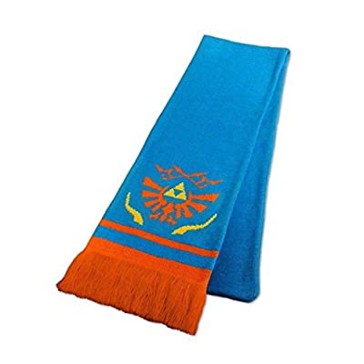 Hyrule Warriors Hero's Scarf The Legend of Zelda Link Cosplay Official: Clothing