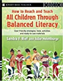 img - for How to Reach and Teach All Children Through Balanced Literacy book / textbook / text book
