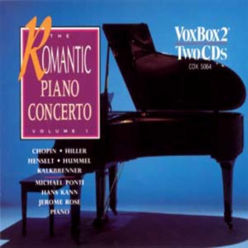 Romantic Collection Vol 1 - The Romantic Piano Concerto, Vol. 1