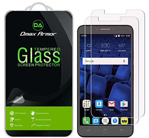 2-pack-alcatel-pixi-theatre-4g-lte-screen-protector-dmax-armor-tempered-glass-03mm-9h-hardness-anti-