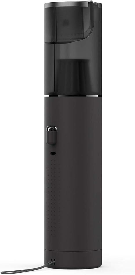 ROIDMI Nano ROIP0013EUN – Aspiradora de Mano sin Cables, 45000 RPM, potencia motor 60W, 25 min, Color Negro: Amazon.es: Hogar