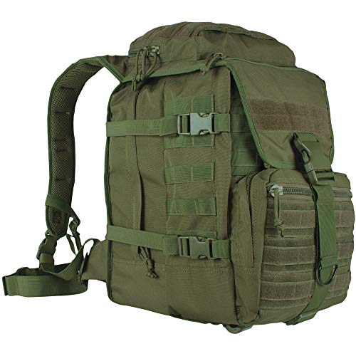 Fox Outdoor Products Flanker Assault Pack, Olive Drab