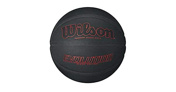 Amazon.com: Wilson Evolution Black Edition Balón de ...