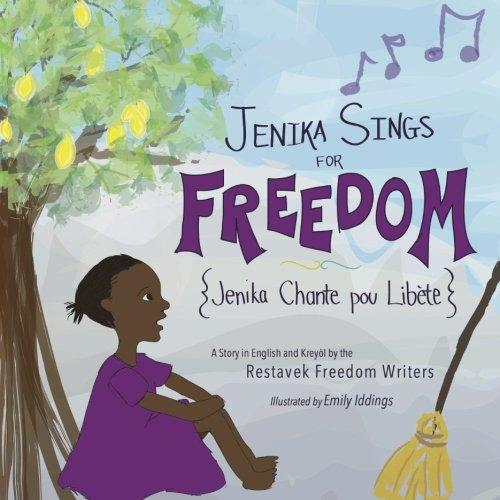 jenika-sings-for-freedom-restavek-freedom-writers-volume-1