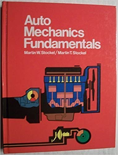 Automotive Mechanics Book