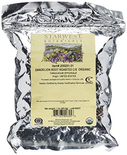 Starwest Botanicals Organic Dandelion Roasted product image