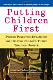 Putting Children First, JoAnne Pedro-Carroll, 1583334017