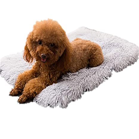 RuiHuang Winter Dog Bed Mat Soft Cojín para Mascotas House ...