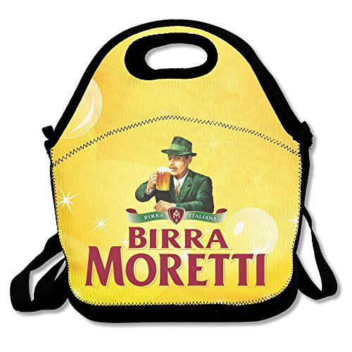 birra-moretti-insulated-lunch-bag-backpack-tote-with-zipper-carry-handle-and-shoulder-strap-for-adul